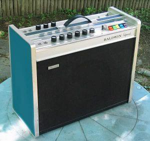 Baldwin Amp
